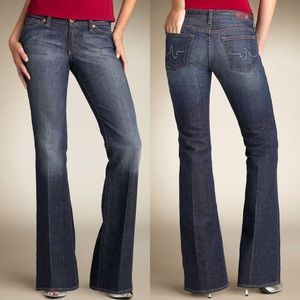 AG The Club stretch flare jeans 28